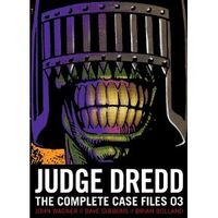 Judge Dredd Case Files 03