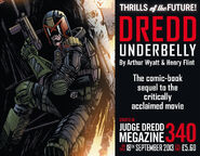Underbelly | Judge Dredd Wiki | FANDOM powered by Wikia