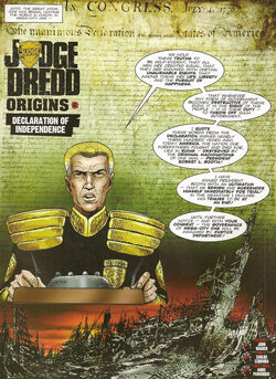 Origins Goodman's declaration