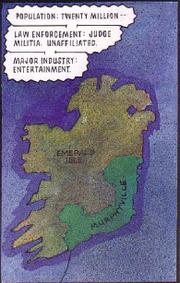 Emerald Isle map
