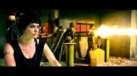 Best Scene - Miniguns - Dredd 3D (HD)-0