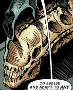 Alien skull 2