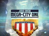 Judge Dredd: Mega-City One