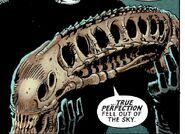 Alien skull 3
