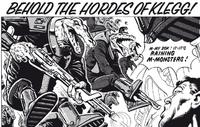 HORDES OF KLEGG
