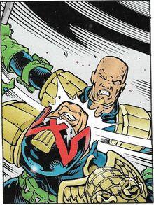 Kruger versus Dredd