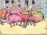 League of Fatties