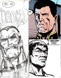 Faces of Dredd