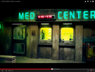 TJ's Clinic (Dredd)