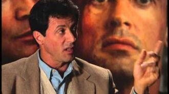 Sylvester Stallone talks Judge Dredd