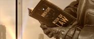Brit-Cit Book of Law (Dredd)