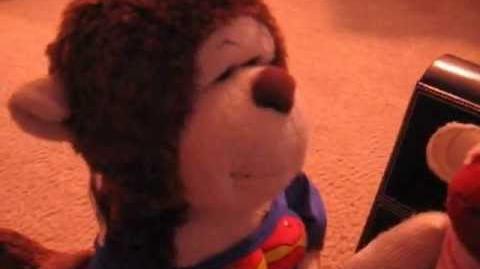 Judge Mia Meets Supermonkey