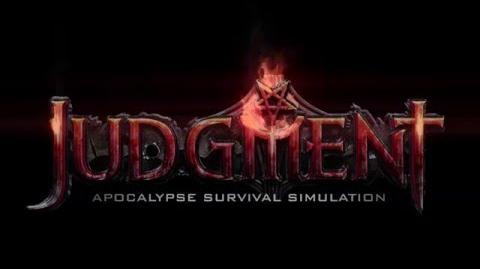 Judgment Apocalypse Survival Simulation - Alpha Trailer Feb 2016
