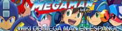 Mega Man HQ Logo