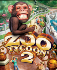 Zoo Tycoon 2 Coverart