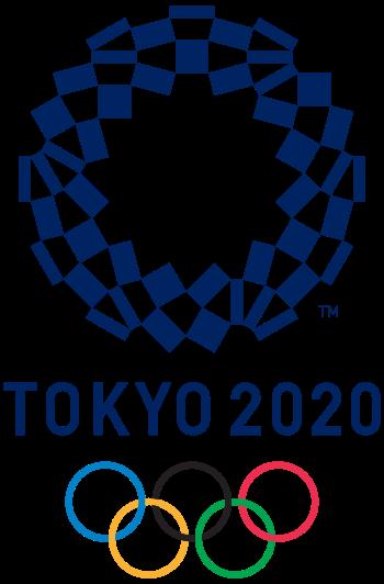 Imagen Tokyo 2020 Olympics Logo Png Juegos Olimpicos Wiki