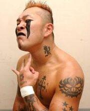 Nosawa Hatchetman