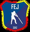 Federación Española de Jugger FEJ logo Wikijugger
