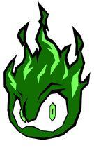 Emblema Green Flame Wikijugger