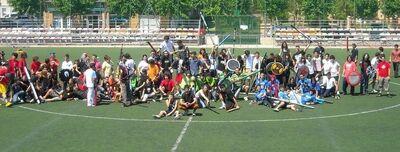 Equipos Jugger Murcia Barnés