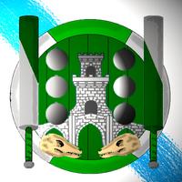 Emblema Asociación Xuvenil Jugger Betanzos Wikijugger