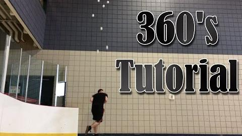 360's Tutorial Juggling
