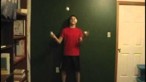 Chris Hodge Juggling 7