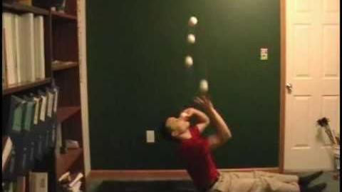 Chris Hodge Juggling 5