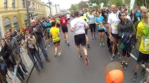Joggling Marathon - Linz 2014