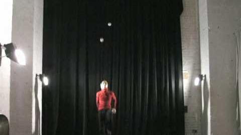 Juggling Tutorial - 3ball 07 - siteswap 5511