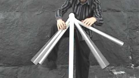 Pendulum juggling