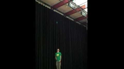 Two tricks filmed on 11 15 09