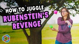 How to juggle RUBENSTEIN's REVENGE - Juggling Tutorial