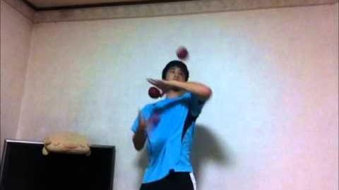 Elbow bounce