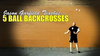 Learn 5 Ball Backcrosses