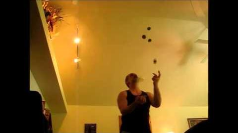 10 ball quadplex - 204 catches