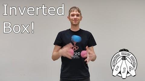 IJA Ball Juggling Tutorial - Inverted Box - Mike Moore - Patreon Sponsored