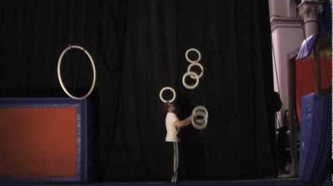 Norbi - Ring Balance Tricks