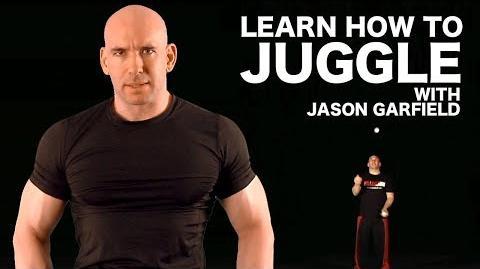 Ball juggling