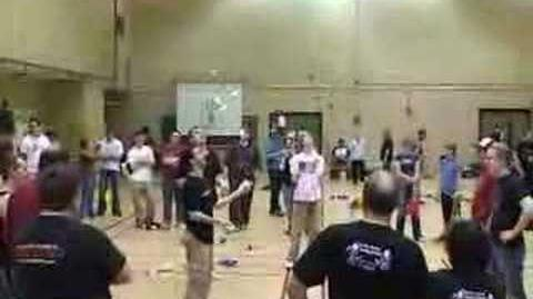 Austin JuggleFest 2008 - 5 Ball Endurance