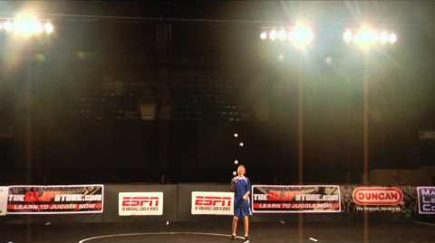 WJF 7 - Tanner Alder Intermediate Balls First Place