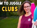 Club juggling