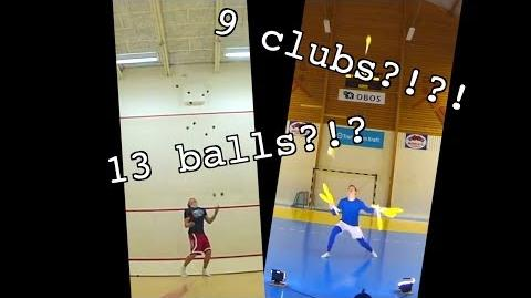 The 8 Most Impressive Juggling World Records