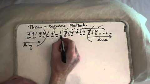 "Best Way ""Throw Sequence"" Brute Force Siteswap Transition Generator 1 Boppo's Whiteboard"