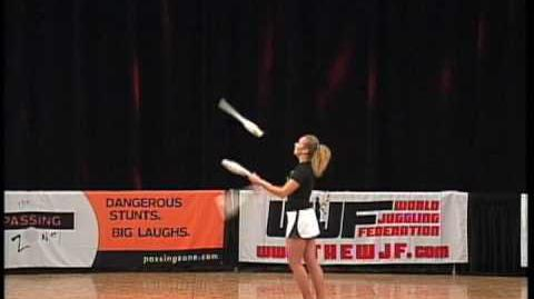 Gena Shvartsman's 2004 WJF Competition Routine