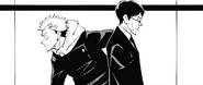 Yuji leaves Ijichi