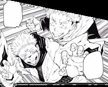 Yuji vs. Sukuna first fight