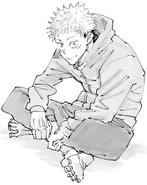 Yuji Itadori sketch