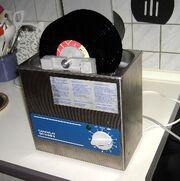 Plattenwaschmaschine