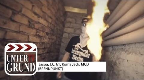 Jaspa, J.C. 61, Koma Jack, MCD (BRENNPUNKT) - VBT Splash 2014 Qualifikation